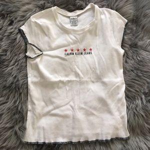 Vintage Calvin Klein T Shirt